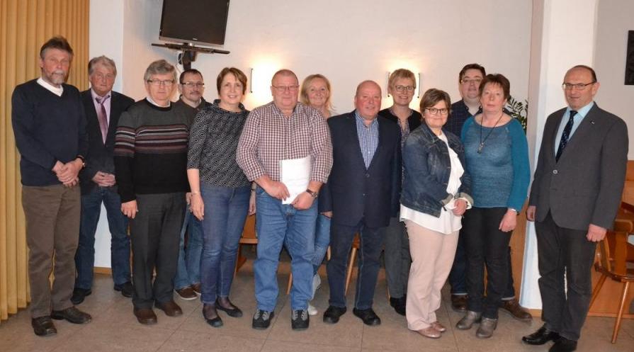 Sorgenfalten bei Moosbacher Genossen SPD bleibt am Drücker